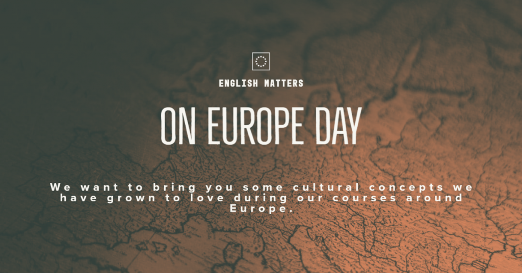 International Europe Day on 9th of May 2020