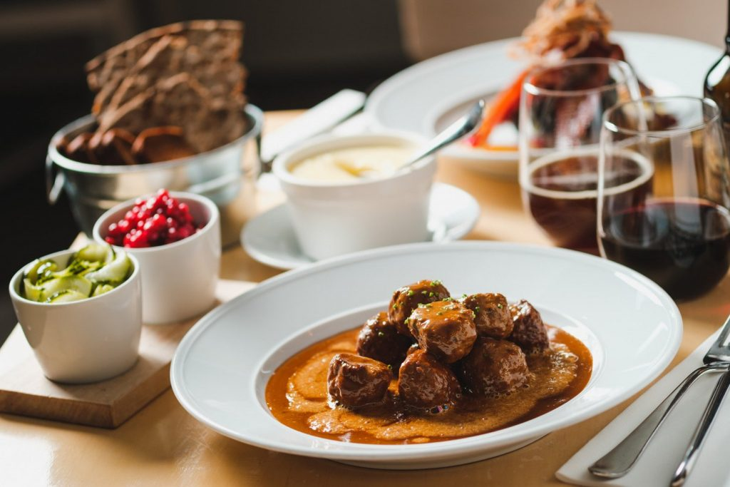 The best places in Stockholm to eat meatballs