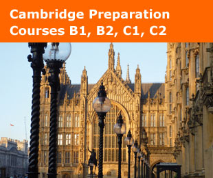 Cambridge Preparation Courses FCE and CAE in Ireland and United Kingdom