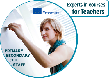 Erasmus+ Courses for Teachers