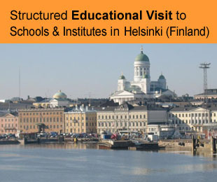 Erasmus course for teachers: Structured Educational Visit to Schools/Institutes in Finland