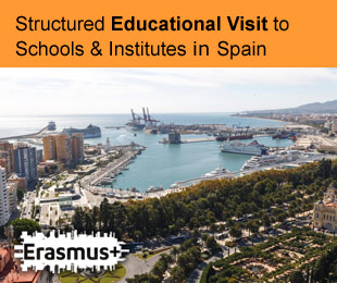 Erasmus course for teachers: Structured Educational Visit to Schools/Institutes in Spain