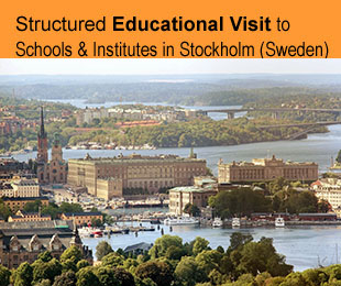 Erasmus course for teachers: Structured Educational Visit to Schools/Institutes in Sweden