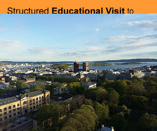 Erasmus course for teachers: Structured Educational Visit to Schools/Institutes in Norway