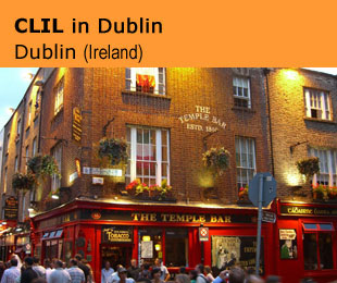 Erasmus plus courses for teachers: CLIL in Ireland