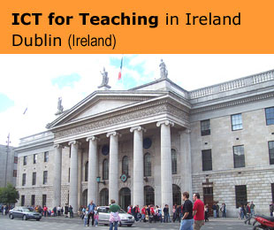 Erasmus plus course:  ICT for Teaching in Ireland