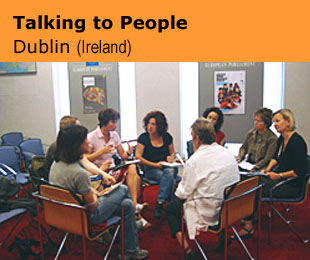 Erasmus plus courses for teachers: Talking to people, inquiry-based & Cooperative Methodology