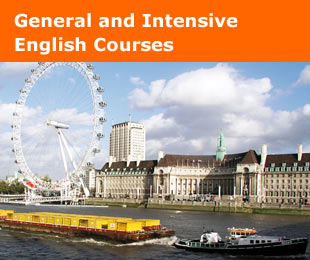 General and Intensive English courses in Ireland and United Kingdom