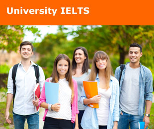 University IELTS course in Ireland and England
